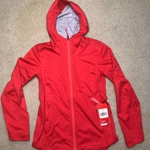 The North Face Allproof Stretch Jacket Juicy Red